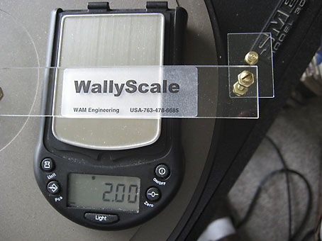 wally scale